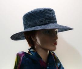 Mayser dameshoed Noreen art. 1318571 - donkerblauw