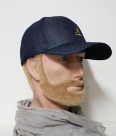 Kangol Denim Baseball Cap art. K4093SP - jeansblauw