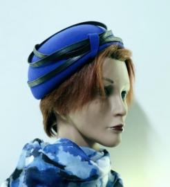 Complit dameshoed art. 20639 - kobaltblauw