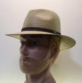 City Sport Panama hoed art. 859161 - lichtbruin