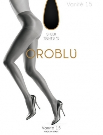 Oroblu panty Vanite 15 - diverse kleuren