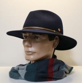 Mayser Trecking hoed Atlanta art. 1313031 - donkerblauw