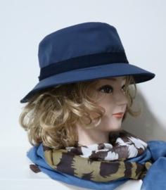 Mayser Trekking hoed Evelin art. 1323541 - blauw