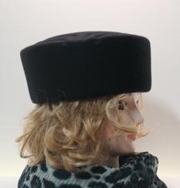 BWS dameshoed art. 2078 - zwart