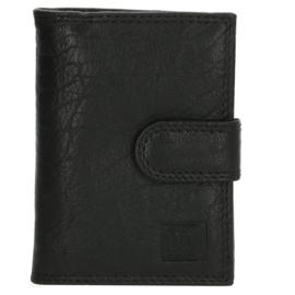 DD pasjeshouder/creditcardetui art. 02C905 - zwart