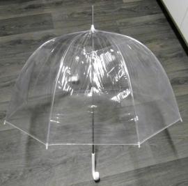 Falconetti koepelparaplu art. 150614 - transparant