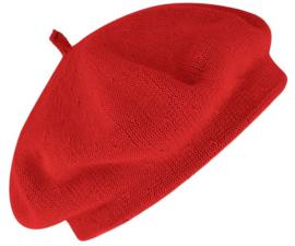 Fiebig alpino basis katoen art. 660014 - rood
