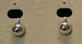 Oorclip art. 543038 (klein) - zilverkleur