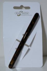 Dam'selle haarspeld art. 45 640 - bruin/zwart