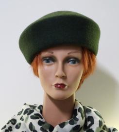Andrea dameshoed art. 10763 - groen gemêleerd
