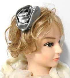 Haargarnering Lea - grijs