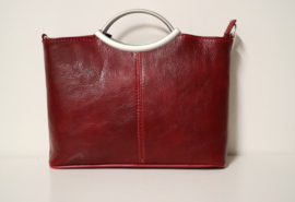 Hand- en schoudertas art. 552506 - rood