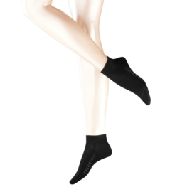 FALKE sneaker-/enkelsokken Family - zwart