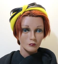 Complit dameshoed art. 20639 - geel