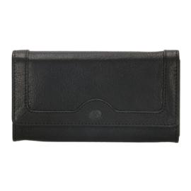 Micmacbags portemonnee Legacy art. 18406 - zwart