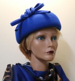Andrea dameshoed art. 10741 - kobaltblauw