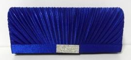 Gelegenheidstas art. 7534 - kobaltblauw