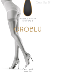 Oroblu Geo Up 8 stay-up kous - diverse kleuren