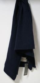 P-Modekontor unisex shawl art. 5938534-6 - diep donkerblauw