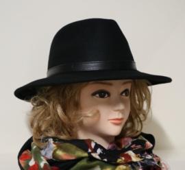 Fiebig dameshoed art. 30671 - zwart