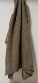 P-Modekontor unisex shawl art. 5938534-4 - taupe gemêleerd