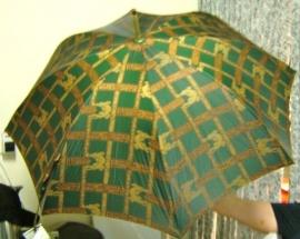 Knirps damesparaplu  art. 4045 - groen