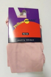 Yellow Moon kinderpanty art. 345 - oud rose