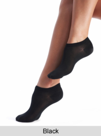 Oroblu Solange Sport enkelsokje - zwart