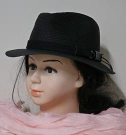 Andrea meisjeshoed art. 10677 - zwart