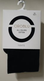 Oroblu All Colors Cotton panty art. VOBFC1LT0 - diep donkerblauw (blue 11)