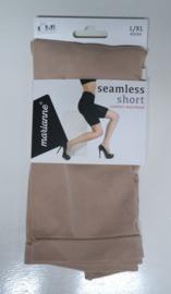 Marianne seamless short legging / fietsbroekje art. 20040 - huidskleur