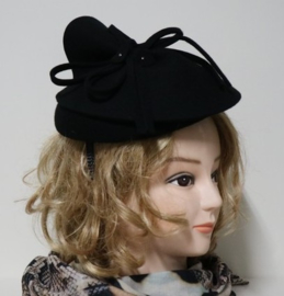 Complit dameshoed art. 21260 - zwart