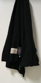 P-Modekontor unisex shawl art. 5938534-7 - zwart