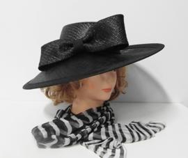 Whiteley dameshoed art. 619/448 - zwart