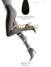 Oroblu Repos 70 panty - mandel