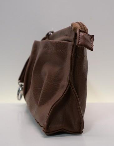 Cognac Bag Art001 BruinCamel In Taupe Binnentas SUqMVpz