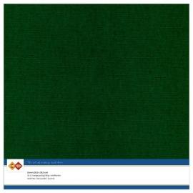 Cardstock - groen, kerst