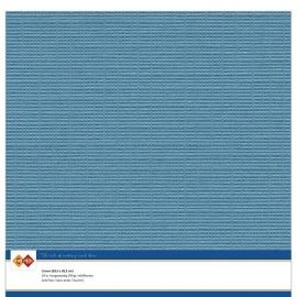 Cardstock - blauw, turquoise