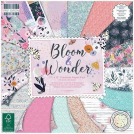 First edition - Bloom & Wonder