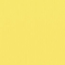 Cardstock - geel, asperge