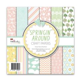 Polkadoodles - Springin' around