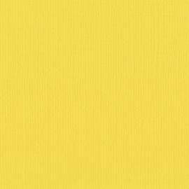 Cardstock - geel, citroen