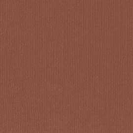 Cardstock - bruin, amber