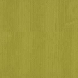 Cardstock - groen, mosterd