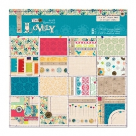 Papermania - Sew lovely