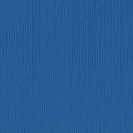 Cardstock - blauw, saffier