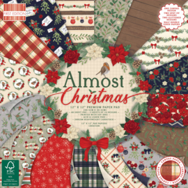 First edition - Almost christmas
