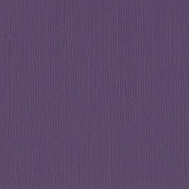 Cardstock - paars, clematis