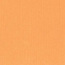 Cardstock - oranje, perzik