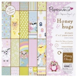 Papermania - Honey & hugs